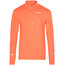 Nike Dri-Fit Element Half-Zip Jacket Men Turf Orange/Reflective Silver